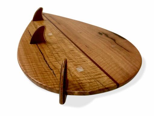 Designer Timber Guitar Wall Hanger Marri