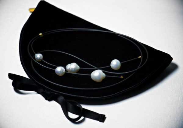 Evelyn Henschke Pearl Lariat 5 Ss Pearls Ehe79