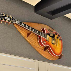 Man-Cave-Commission-Designer Guitar Wall Hanger-2