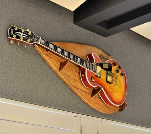 Man Cave Commission Designer Guitar Wall Hanger 2