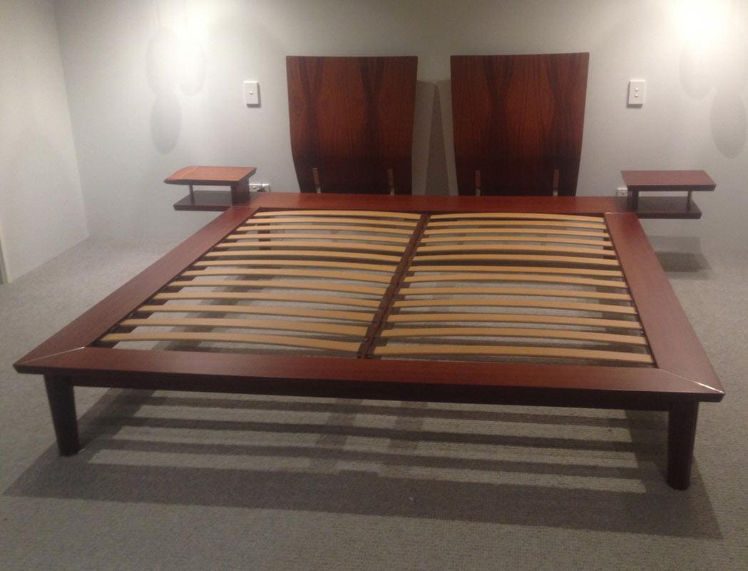 Resale Silhouette King Bed Fine Art