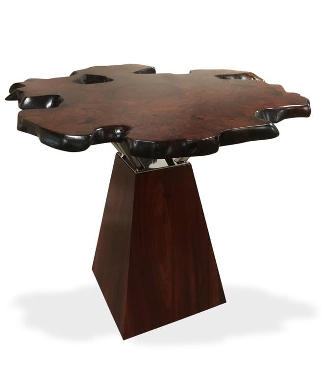 Unique Jarrah Burl Bar Table Fine Furniture Design Fine : Unique Jarrah Burl Bar Table from www.jahroc.com.au size 665 x 800 jpeg 87kB