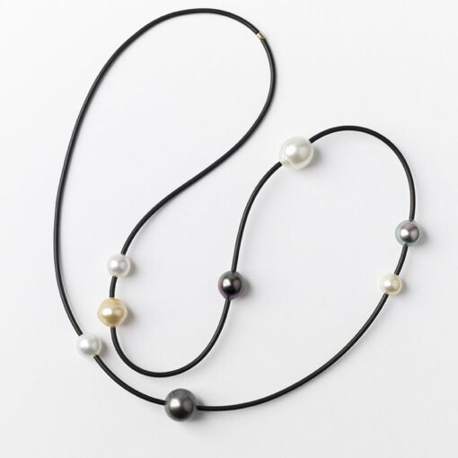 evelyn henschke pearl long necklace ehe