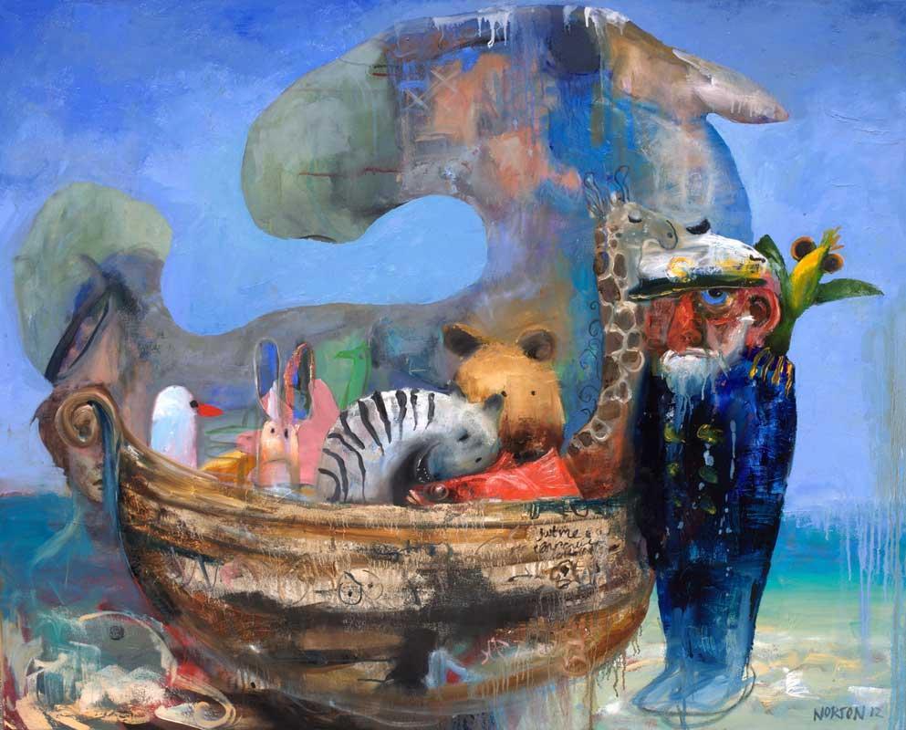 Helan Norton Precious Painting