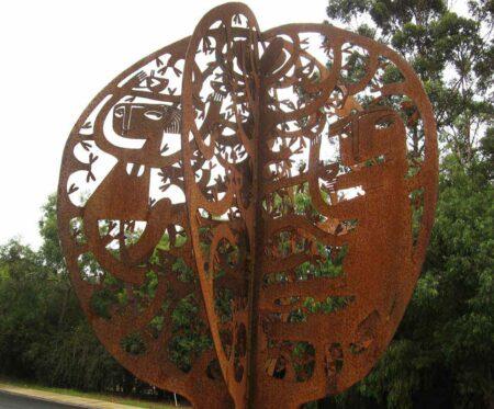 Janine Daddo Tree 4 Sculpture Detail 2