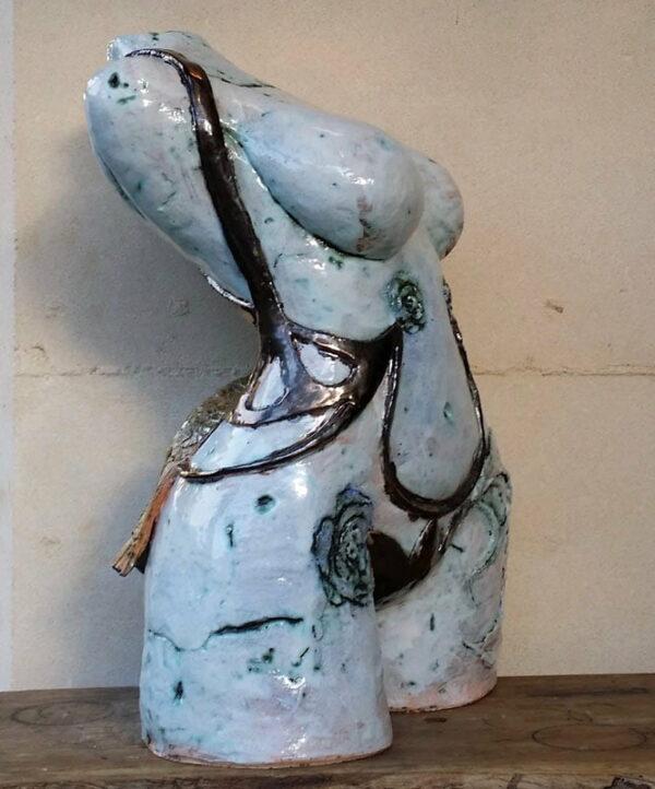 Lauren Rudd Growing Your Dreams Sculpture Side