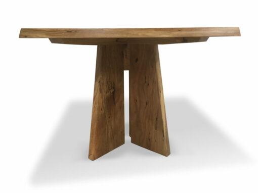 Nara Square Dining Table Marri Timber Base
