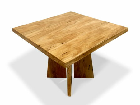 Nara Square Dining Table Marri Timber Top