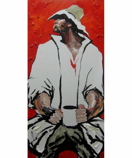 Palla Jeroff Stockman Ii Painting