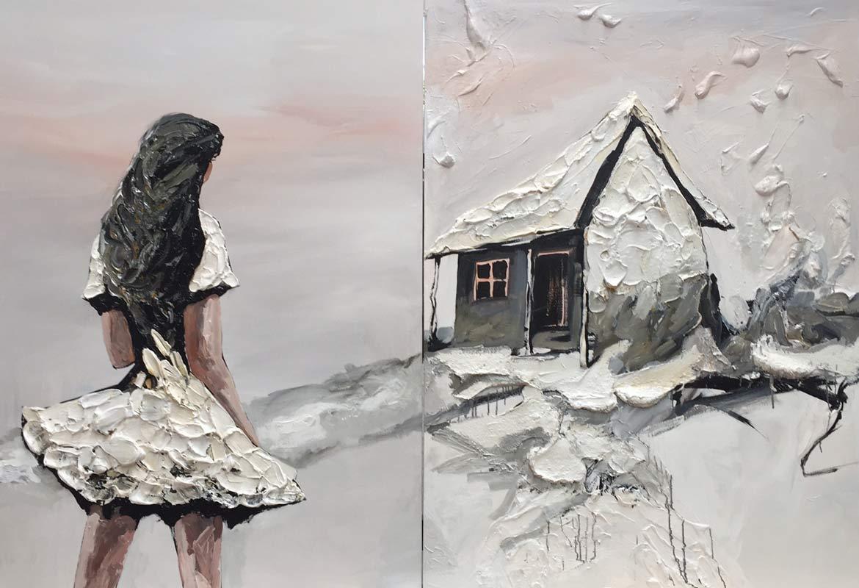 Palla Jeroff   Desert Studio Fine Art