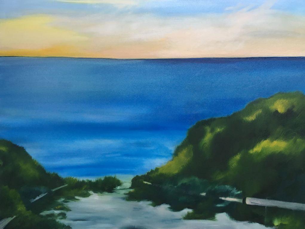 Rowena Keall Walsh   Artist In Residence Fine Art