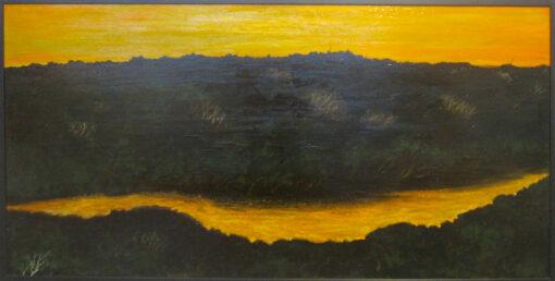 Shaun Atkinson The Magic Hour Painting