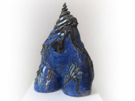 Lauren Rudd The Idea Grows And Flows Sculpture 1