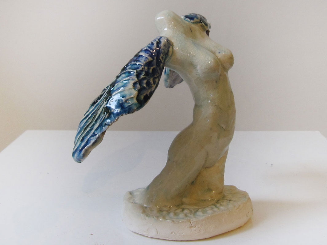Lauren Rudd   Winging It Fine Art