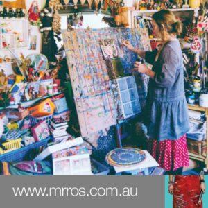 MRROS Open Studios
