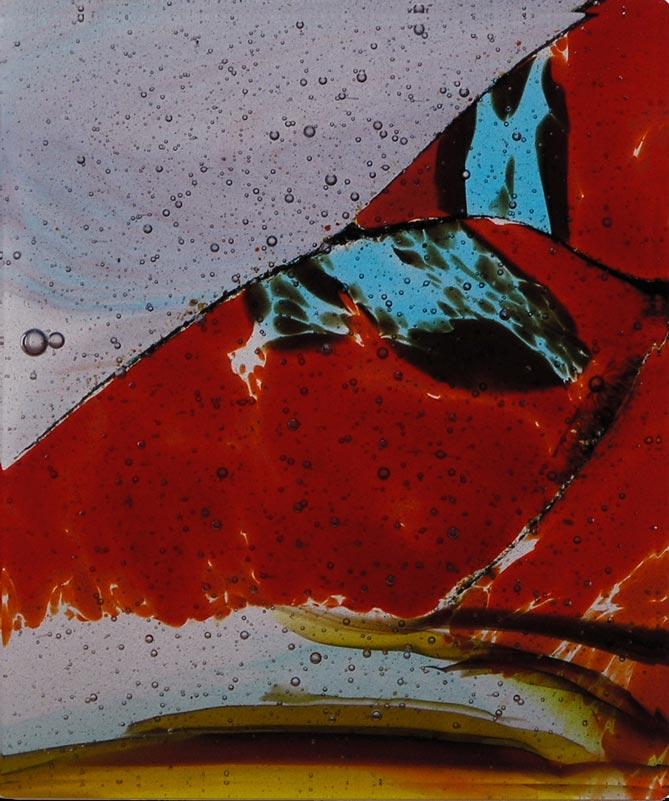 Marc Grunseit   Rain on the Rock Fine Art