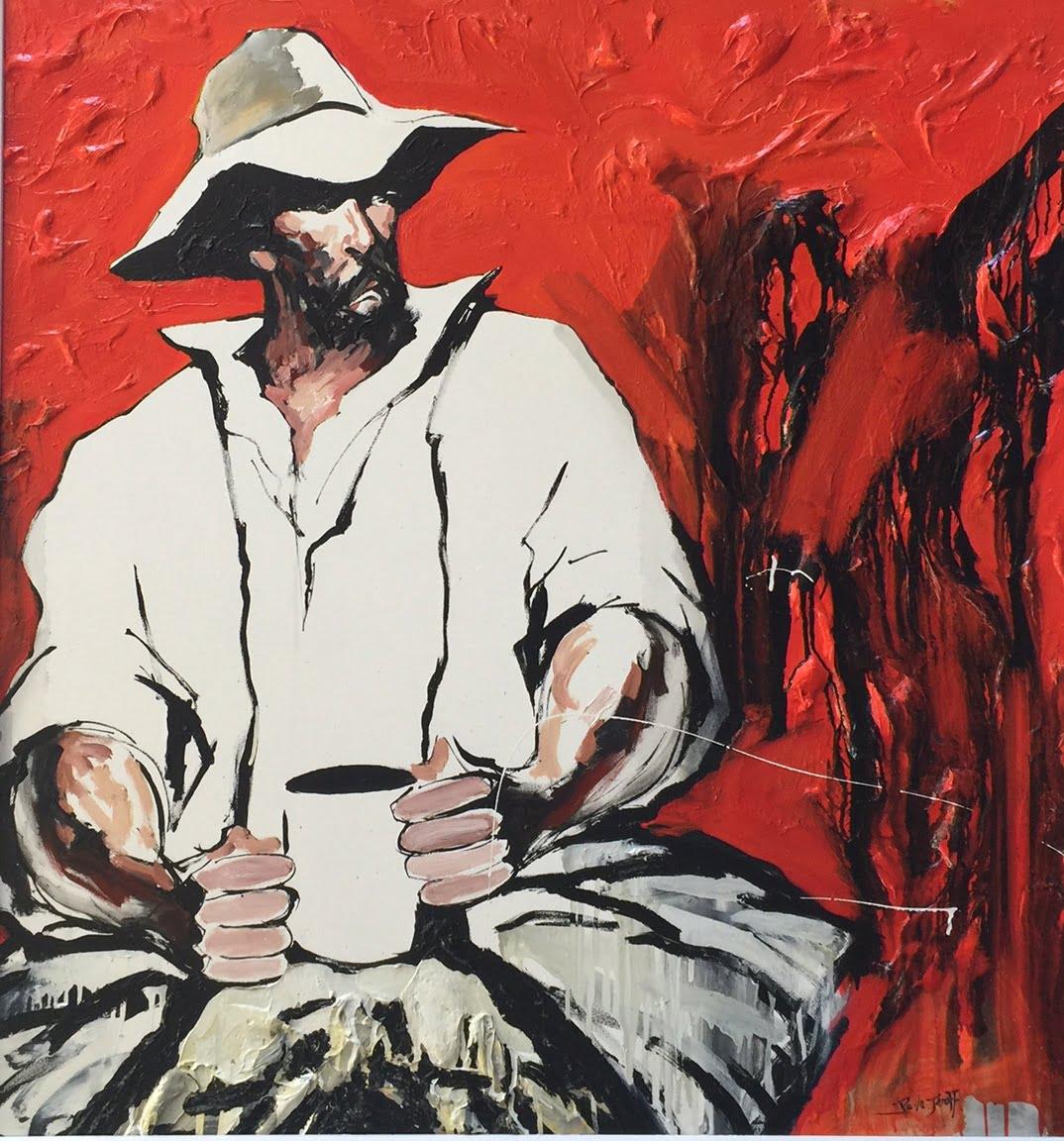 Palla Jeroff   Morning Tea Fine Art