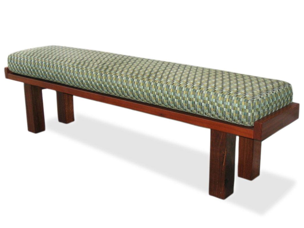 Bunker Bay Bench Seat Fine Art