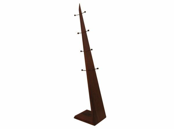 Freestanding Timber Hat Coat Rack