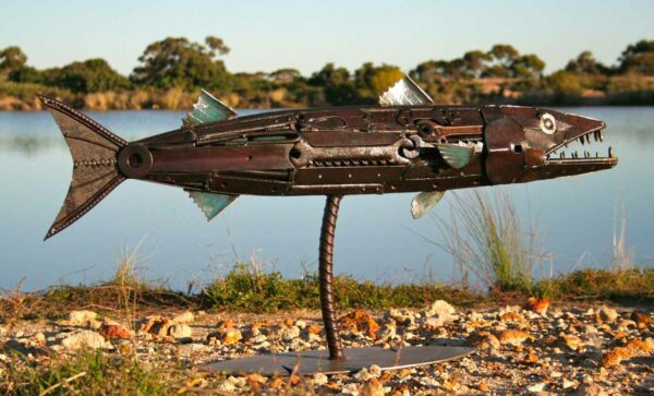 Jordan Sprigg The Great Barracuda 2 120X55X30Cm 5900