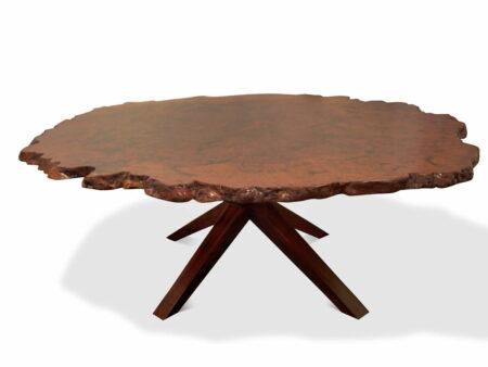Karri Burl Dining Table