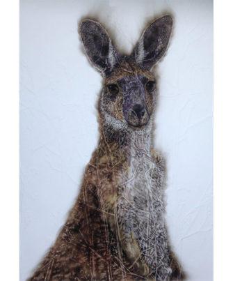 Kay Gibson   Kangaroo Cape Fine Art