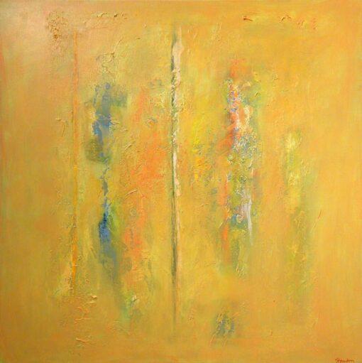 Ralph Stanton Dawn Brilliance Painting