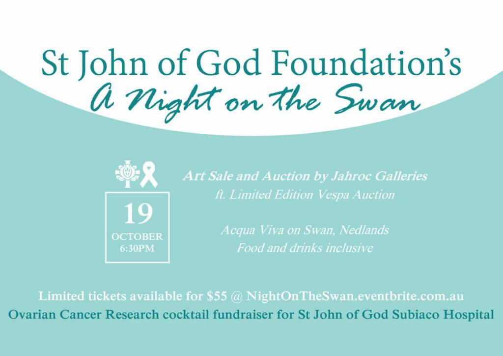 St John of God Foundation Fundraiser   ART AUCTION Fine Art