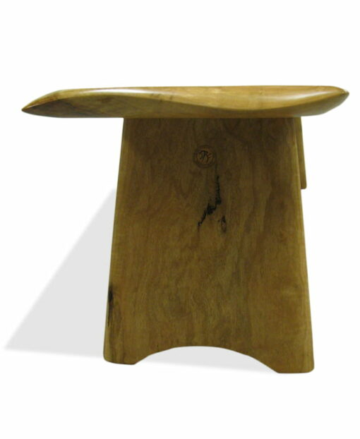 Spock Wooden Timber Bench Seat Marri Timber