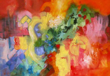 Susan Angwin Hotel De Nice Paris Painting