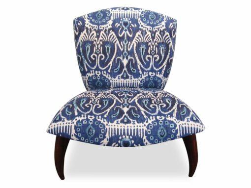 Cray Jarrah Lounge Chair Ikat