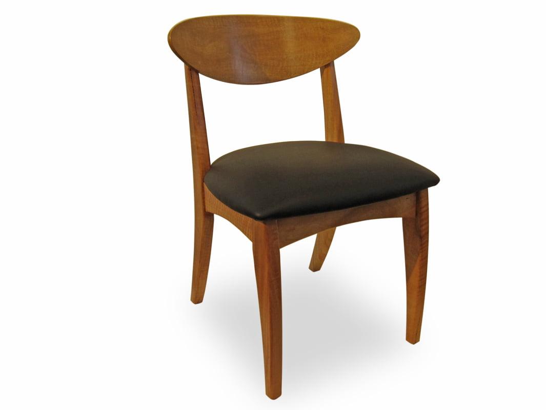 Dance Dining Chair   Flat Oval Back Fine Art