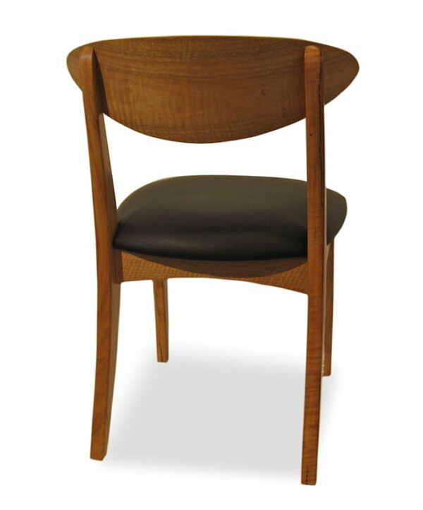 Dance Dining Chair Flat Oval Back