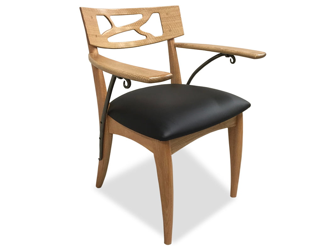 Filigree Carver Dining Chair Fine Art
