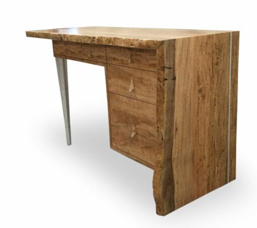 Flow Marri Writing Desk Side