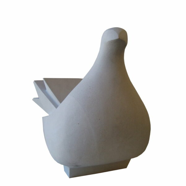 Gja20 Greg James Peaceful Facade Sculpture