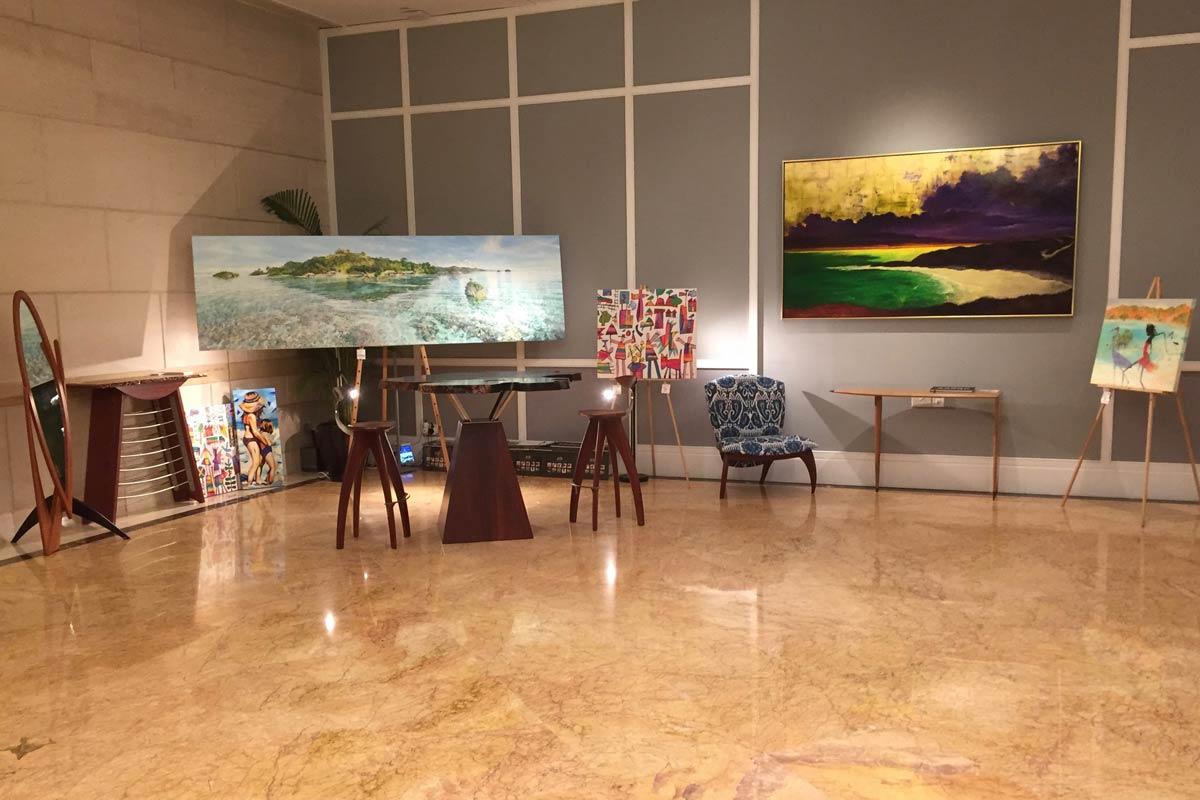 Jahroc Galleries Singapore