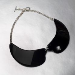 Liddon Pearls   Collar Necklace Fine Art