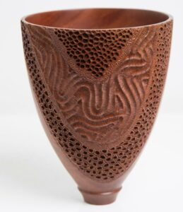 Neil Tuner Bowl Jarrah Fire Water Country