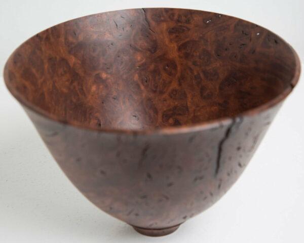 Neil Turner Jarrah Burl Bowl