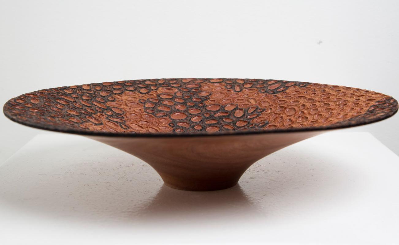 Neil Turner   Open Form Platter Fine Art