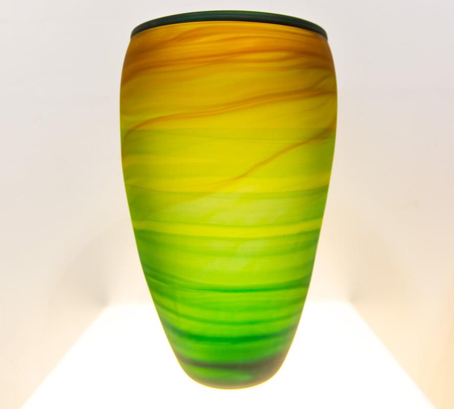 Eileen Gordon   Spring Growth Vase Fine Art
