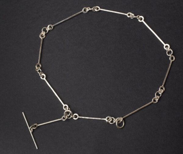 Emma Cotton Stream Barlink Necklace