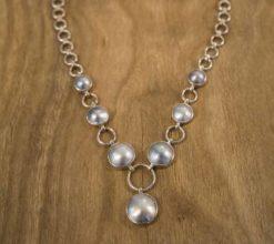 Jane Liddon   Mabe Pearl Necklace Fine Art