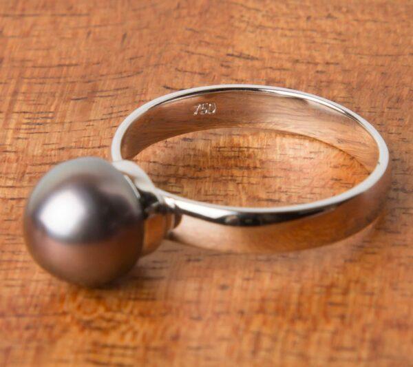 Jl44 Jane Liddon Purple Ring 950 1 Purple Pearl Ring 1