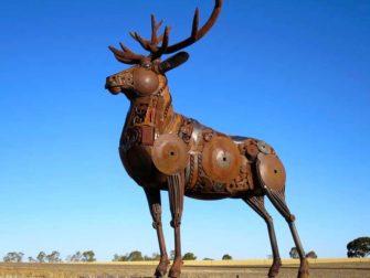 Jordan Sprigg Sculpture