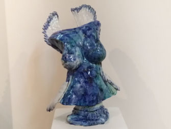 Lauren Rudd Sculpture