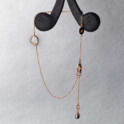 Liddon Pearls   My Diamond Bracelet Fine Art