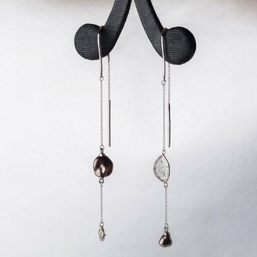 Michela Liddon Lumina Pearl Earings