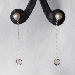 Liddon Pearls   Sweet Keishi Earings Fine Art